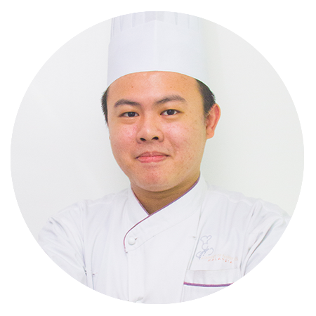 Kean Chuan - Executive Pastry Chef
