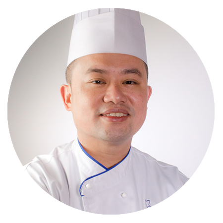 Lim Chin Kheng - Executive Pastry Chef